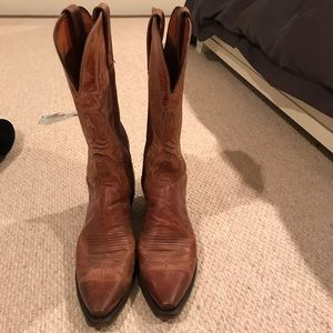Shoes - Luchesse handmade leather cowgirl boots